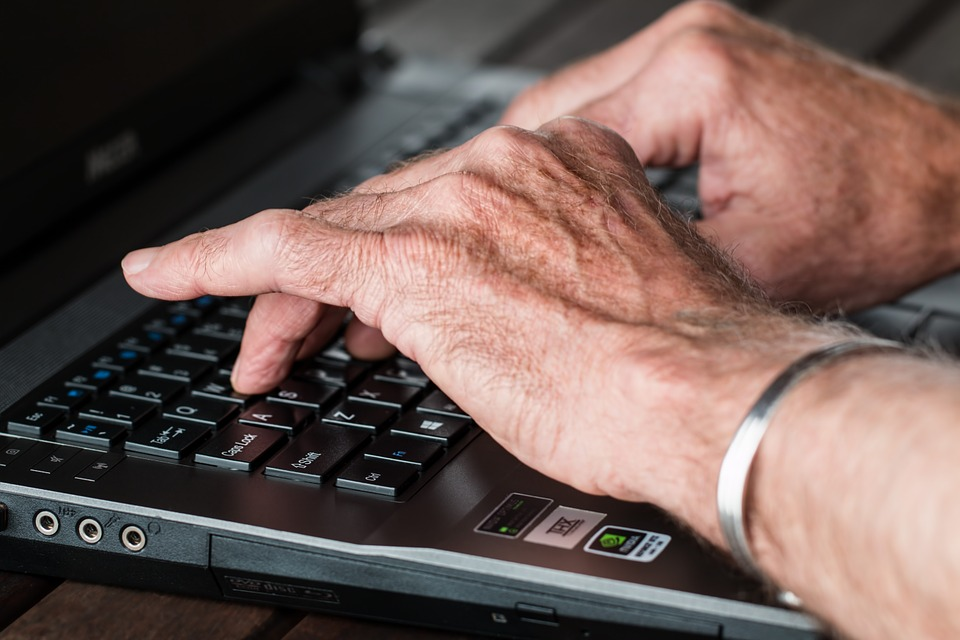 Older Folks and Facebook