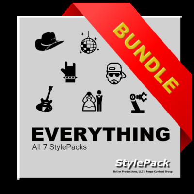 Everythig StylePack Bundle