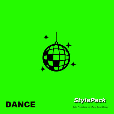 dance style pack
