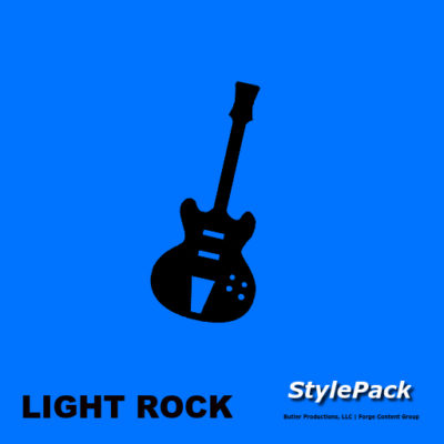 light rock style pack