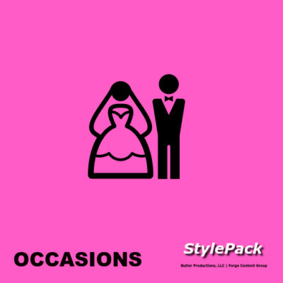 occasions style pack
